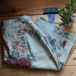 Beautiful Vintage-High waisted skirt